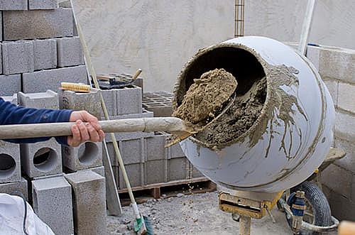 цементный раствор приготовление