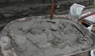 Где заказать раствор цементный хромированный бетон